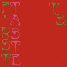 TY SEGALL, first taste cover