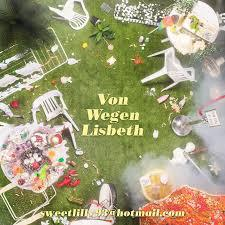 VON WEGEN LISBETH, sweetlily93@hotmail.com cover
