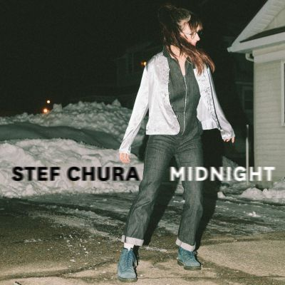STEF CHURA, midnight cover