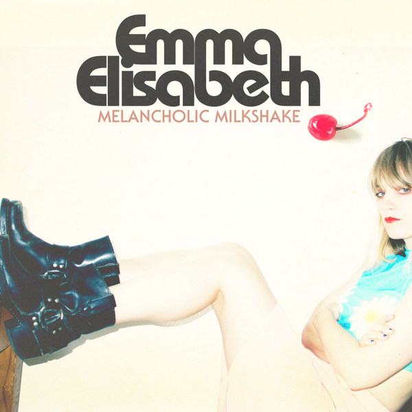EMMA ELISABETH, melancholic milkshake cover