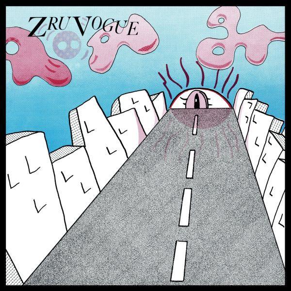 ZRU VOGUE, s/t cover