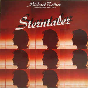 Cover MICHAEL ROTHER, sterntaler