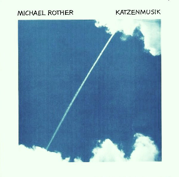 Cover MICHAEL ROTHER, katzenmusik