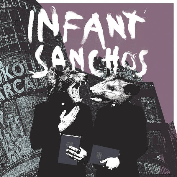 Cover INFANT SANCHOS, s/t
