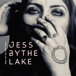 JESS BY THE LAKE, under the red light shine cover