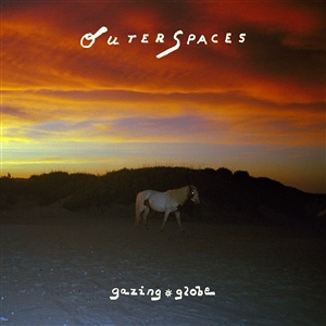 OUTER SPACES, gazing globe cover