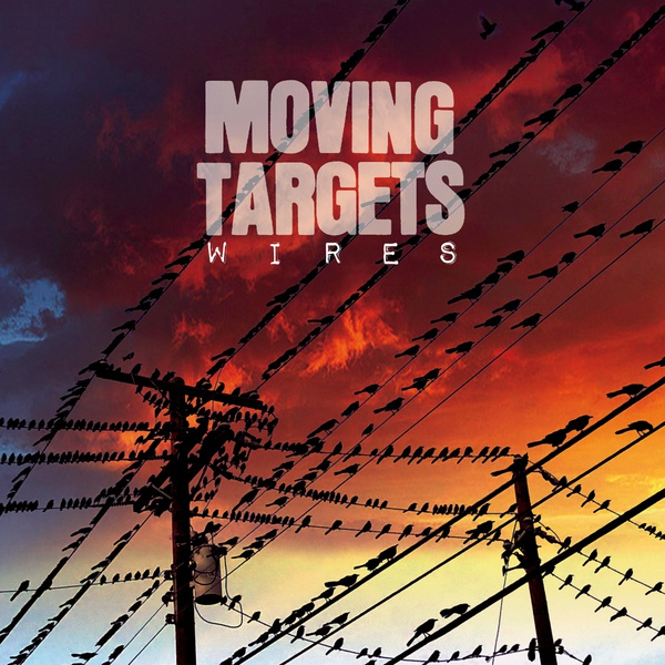 MOVING TARGETS, wire cover