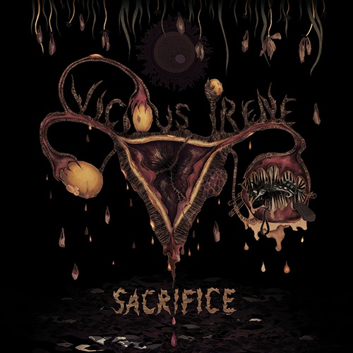 VICIOUS IRENE, sacrifice cover