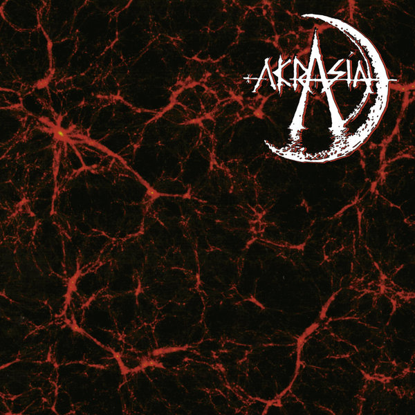 Cover AKRASIA, observe the darkness e.p.