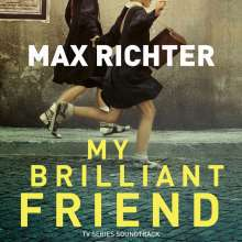 MAX RICHTER, my brilliant friend cover