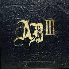 ALTER BRIDGE, ab III (3) cover