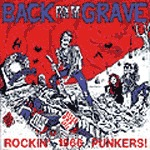 Cover V/A, back from the grave vol. 1