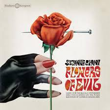 Cover SUZANNE CIANI, flowers of evil