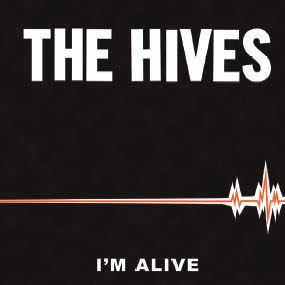Cover HIVES, i´m alive