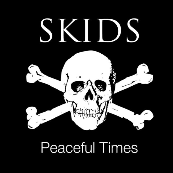SKIDS, peaceful times cover