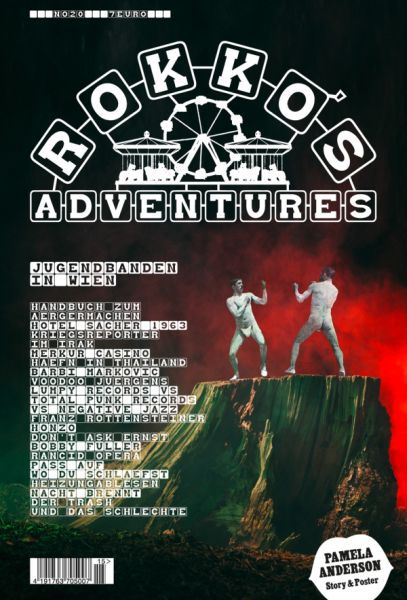 Cover ROKKO´S ADVENTURES, # 20