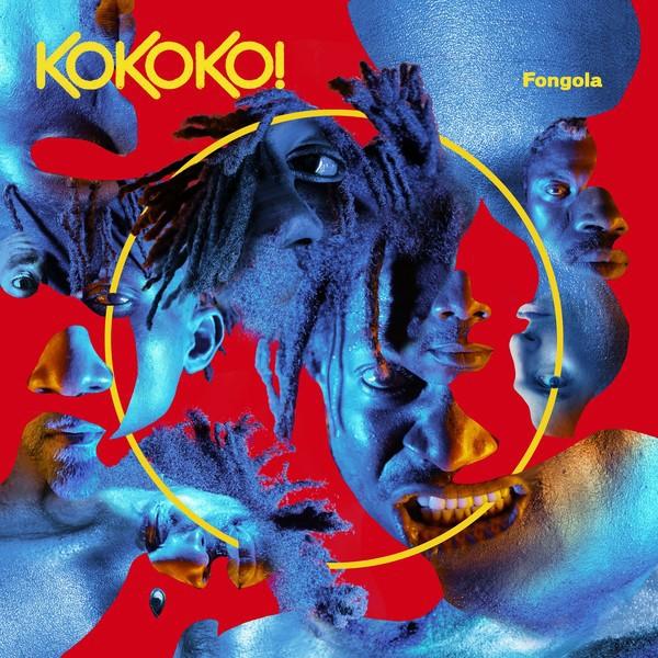 KOKOKO, fongola cover