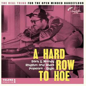 V/A, a hard row to hoe vol. 1 cover