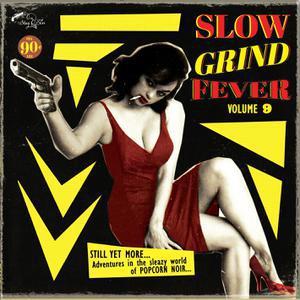 V/A, slow grind fever 09 cover