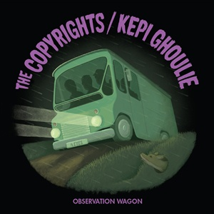 COPYRIGHTS / KEPI GHOULIE, observation wagon cover