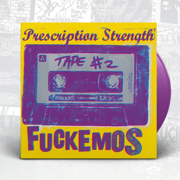 FUCKEMOS, tape 2 cover
