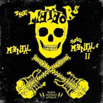 METEORS, mental instrumentals II cover
