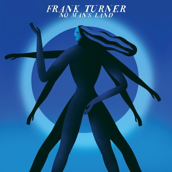 Cover FRANK TURNER, no man´s land
