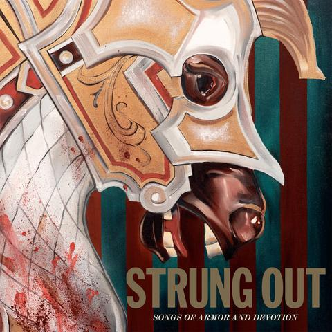 STRUNG OUT, songs for armor and devotion cover