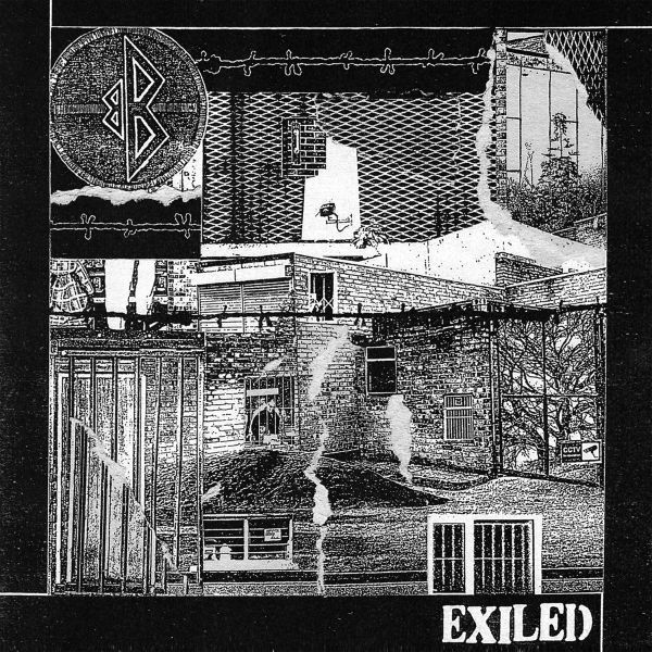 BAD BREEDING, exiled cover