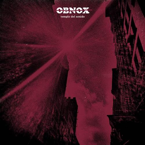 OBNOX, templo del sonido cover