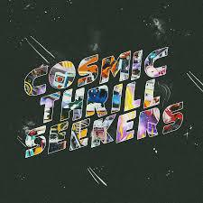 PRINCE DADDY & THE HYENA, cosmic thrill seekers cover