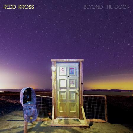 REDD KROSS, beyond the door cover