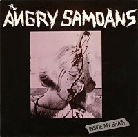 Cover ANGRY SAMOANS, inside my brain