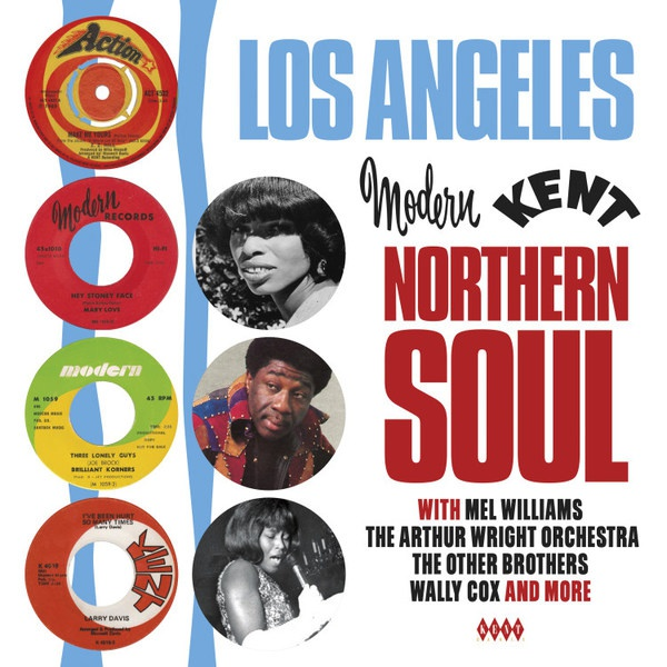 V/A, los angeles modern kent northern soul cover