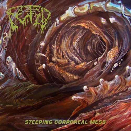 FETID, steeping corporeal mess cover