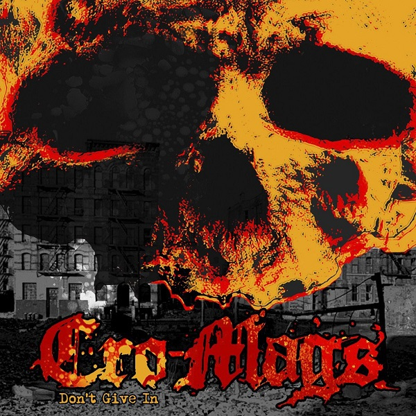 Cover CRO-MAGS, don´t give in