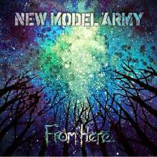 NEW MODEL ARMY, from here cover