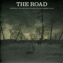 NICK CAVE & WARREN ELLIS, the road - o.s.t. cover