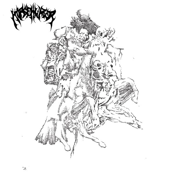 HORSEHUNTER, s/t cover