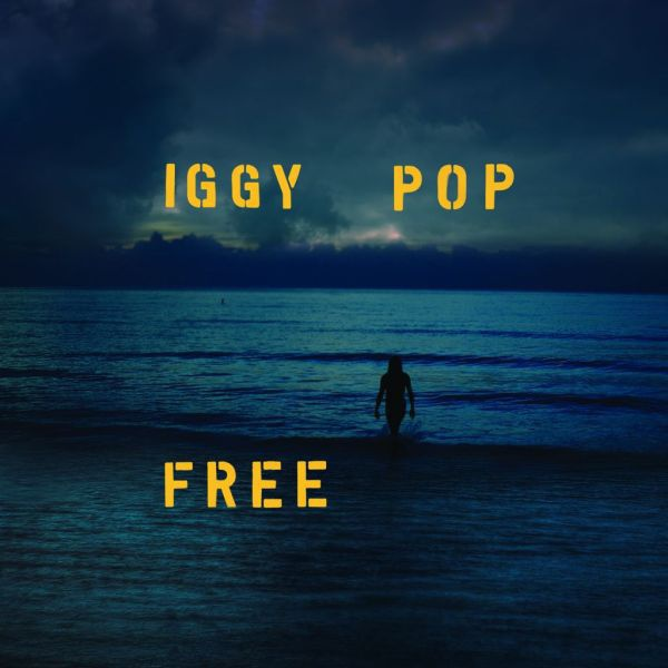 IGGY POP, free cover