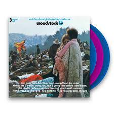 Cover O.S.T., woodstock-music from the original soundtrack