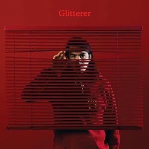 GLITTERER, looking through the shades cover