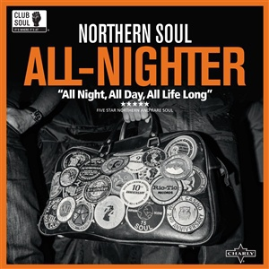 V/A, northern soul all-nighter cover