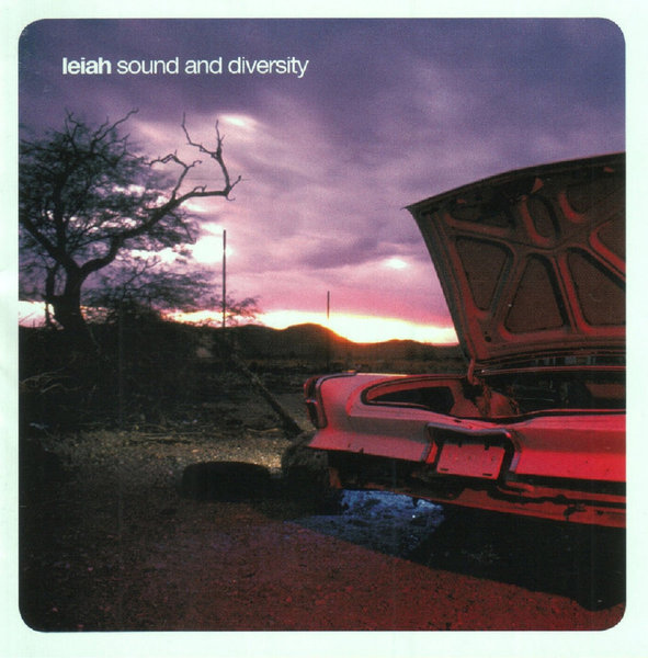 LEIAH, sound and diversity cover