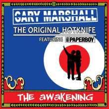 GARY MARSHALL / AKA PAPERBOY, the awakening cover