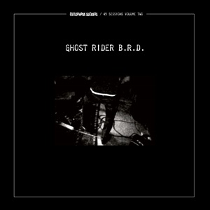 CELLOPHANE SUCKERS, ghost rider b.r.d. cover