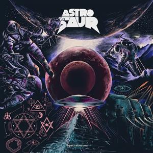 ASTROSAUR, obscuroscope cover