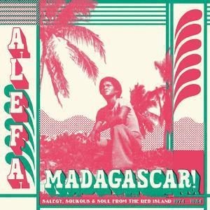 V/A, alefa madagascar (1974-1984) cover