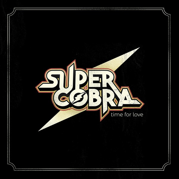 SUPERCOBRA, time for love cover