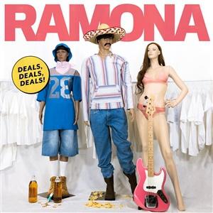 RAMONA, deals, deals, deals! cover